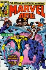 Marvel Age (1983-1994) #33