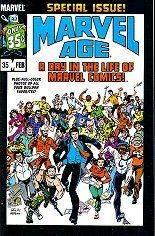 Marvel Age (1983-1994) #35