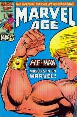 Marvel Age (1983-1994) #38