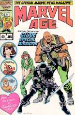 Marvel Age (1983-1994) #40