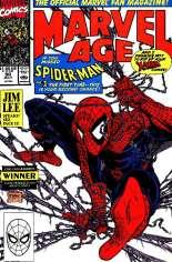 Marvel Age (1983-1994) #90