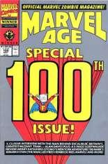 Marvel Age (1983-1994) #100
