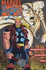 Marvel Age (1983-1994) #123