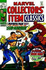 Marvel Collectors Item Classics (1966-1969) #19