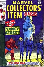 Marvel Collectors Item Classics (1966-1969) #21
