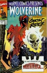 Marvel Comics Presents (1988-1995) #71: Wraparound Cover