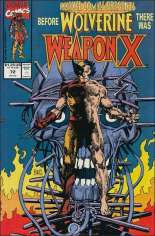 Marvel Comics Presents (1988-1995) #72 Variant B: Direct Edition
