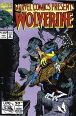 Marvel Comics Presents (1988-1995) #103 Variant B: Direct Edition