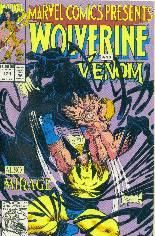 Marvel Comics Presents (1988-1995) #121 Variant B: Direct Edition