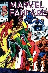 Marvel Fanfare (1982-1992) #14