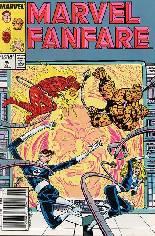 Marvel Fanfare (1982-1992) #46