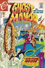 Ghost Manor (1971-1984) #3