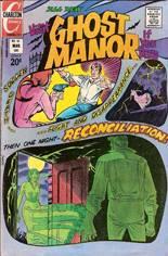Ghost Manor (1971-1984) #10