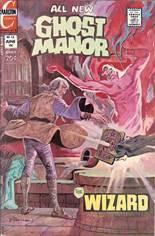 Ghost Manor (1971-1984) #12
