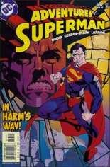 Adventures of Superman (1987-2006) #637