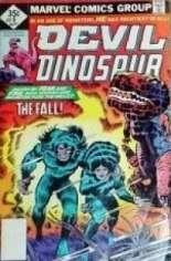 Devil Dinosaur (1978) #6 Variant B: Whitman Variant