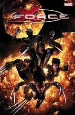 X-Force: Deluxe Edition (2010-Present) #HC Vol 2