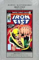 Marvel Masterworks: Iron Fist (2011-Present) #HC Vol 2 Variant A: Silver Dust Jacket