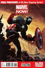 Marvel Now! Previews (2012-2013) #1