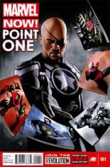 Marvel Now! Point One (2012) #1 Variant A