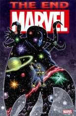 Marvel Universe: The End (2003) #TP: 2nd Edition; Also See: Thanos (2003-2004) TP Vol 3