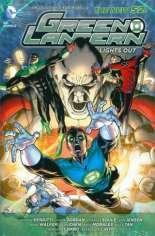 Green Lantern: Lights Out (2014) #HC