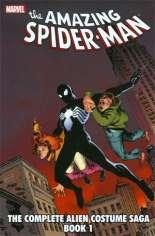 Amazing Spider-Man: The Complete Alien Costume Saga (2014-Present) #TP Vol 1
