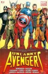 Uncanny Avengers Omnibus (2015) #HC Variant B