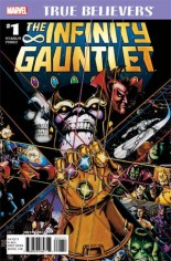 True Believers: Infinity Gauntlet #1 Variant A
