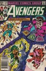 Avengers (1963-1996) #235 Variant A: Newsstand Edition