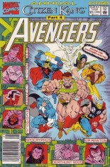 Avengers (1963-1996) #Annual 21 Variant A: Newsstand Edition
