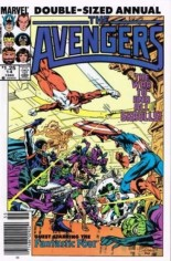 Avengers (1963-1996) #Annual 14 Variant A: Newsstand Edition