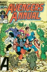 Avengers (1963-1996) #Annual 13 Variant B: Direct Edition