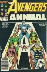 Avengers (1963-1996) #Annual 12 Variant A: Newsstand Edition