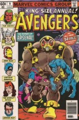 Avengers (1963-1996) #Annual 9 Variant A: Newsstand Edition