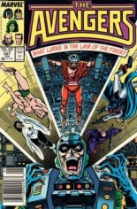 Avengers (1963-1996) #287 Variant A: Newsstand Edition