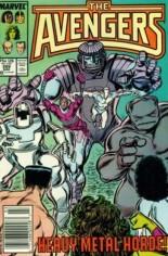Avengers (1963-1996) #289 Variant A: Newsstand Edition