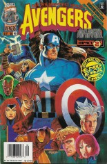 Avengers (1963-1996) #402 Variant A: Newsstand Edition