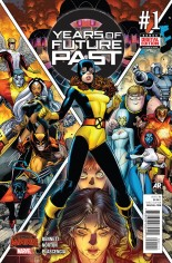Years of Future Past (2015) #1 Variant A