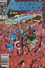 Avengers (1963-1996) #305 Variant A: Newsstand Edition