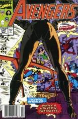 Avengers (1963-1996) #315 Variant A: Newsstand Edition