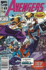 Avengers (1963-1996) #316 Variant A: Newsstand Edition