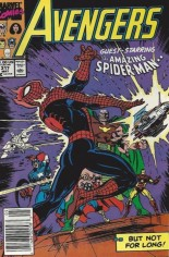 Avengers (1963-1996) #317 Variant A: Newsstand Edition