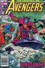 Avengers (1963-1996) #320 Variant A: Newsstand Edition