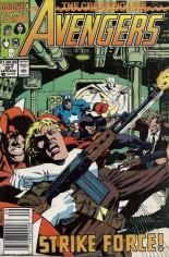 Avengers (1963-1996) #321 Variant A: Newsstand Edition