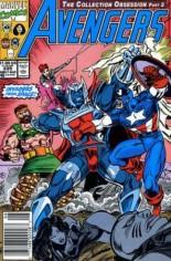 Avengers (1963-1996) #335 Variant A: Newsstand Edition