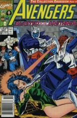 Avengers (1963-1996) #337 Variant A: Newsstand Edition