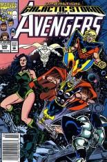 Avengers (1963-1996) #345 Variant A: Newsstand Edition