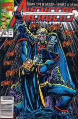 Avengers (1963-1996) #353 Variant A: Newsstand Edition