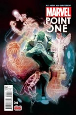 All-New All-Different Marvel Point One #1 Variant A
